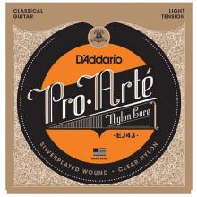 D'Addario EJ43 Pro-Arte Light Tension