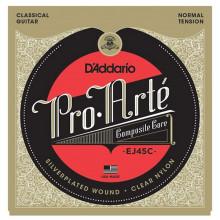D\'Addario EJ45C Classical Guitar Strings