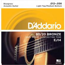 D\'Addario EJ14 Acoustic Guitar Strings