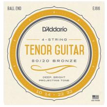 D'Addario EJ66 Tenor Guitar Strings. CGDA