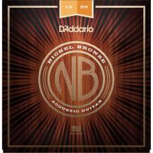 D'Addario XTAPB1256 P/Bronze Acoustic, LTMB