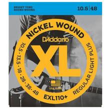 D\'Addario EXL110+ Electric Guitar Strings