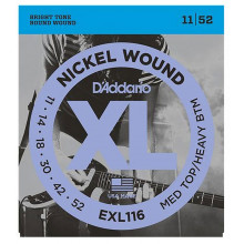 D\'Addario EXL116 Nickel Wound Electric Strings