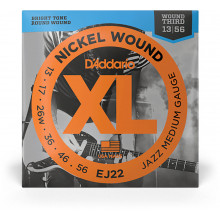 D\'Addario EJ22 Electric Guitar Strings