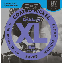 D\'Addario EXP115 Coated Electric Guitar String