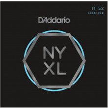 D'Addario NYXL1152 Nickel Wound Electric Strings