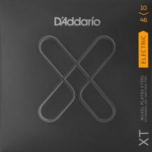 D'Addario XTE1046 Electric Nickel Plated, Reg L