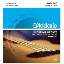 D\'Addario EPBB170 Acoustic Bass Strings