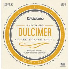 D\'Addario EJ64 Appalachian Dulcimer Strings