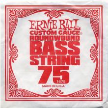 Ernie Ball P01675 Nickel Wound Bass String, 75
