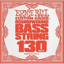 Ernie Ball P01613 Nickel Wound Bass String, 130