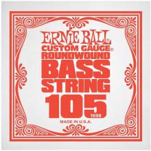 Ernie Ball P01698 Nickel Wound Bass String, 105