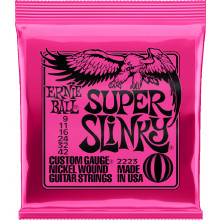 Ernie Ball P02223 Super Slinky Guitar Strings