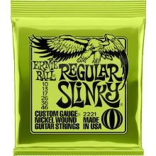 Ernie Ball P02221 Regular Slinky Guitar Strings