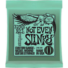 Ernie Ball P02626 Not Even Slinky Guitar Strings
