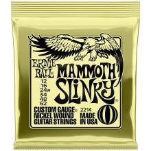 Ernie Ball P02214 Mammoth Slinky Guitar Strings