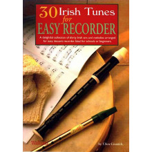 30 Irish Tunes for Recorder