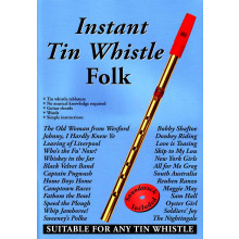 Instant Tin Whistle - Folk