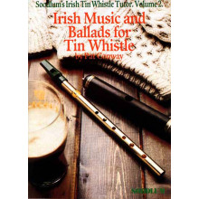 V.2 Soodlums Irish Tin Whistle