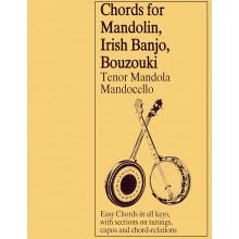 Chords for Mandolin, Bouzouki