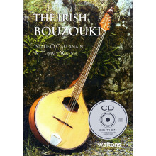 The Irish Bouzouki Tutor BK&CD