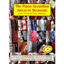 The Piano Accordion Tutor Book