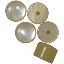 Sherwood Flat Treble Melodeon Buttons