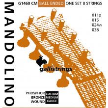 Galli G1460CBM Mandolin Strings. Ball Ended