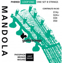 Galli PHB90D Tenor Mandola Strings