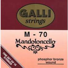 Galli M-70 Mandocello Strings