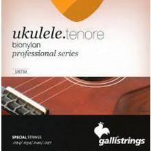 Galli UX-730 Uke Strings, Tenor BioNylon