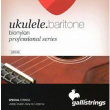 Galli UX-740 Uke Strings, Baritone BioNylon