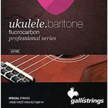 Galli UX-780 Uke Strings, Baritone Fluoro