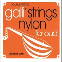 Galli O200 Arabic Oud String Set
