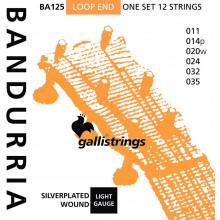 Galli BA125 Bandurria String Set