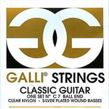 Galli C007 Classic Ball Ended Strings