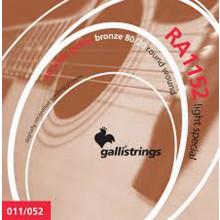 Galli RA1152 Guitar Set, Custom Light, Bronze