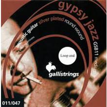 Galli GSB11LP Gypsy Jazz Set. Med. Loopend