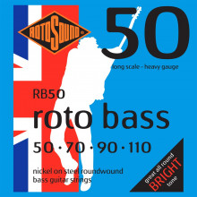 Rotosound RB50 Roto Bass Strings, Heavy