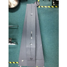 German plywood double bass hard case