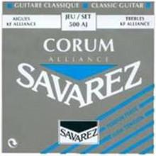Savarez 500AJ Corum Alliance Guitar Set