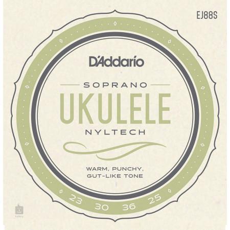 D'Addario EJ88 Soprano Ukulele Strings