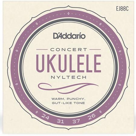 D'Addario EJ88 Concert Ukulele Strings