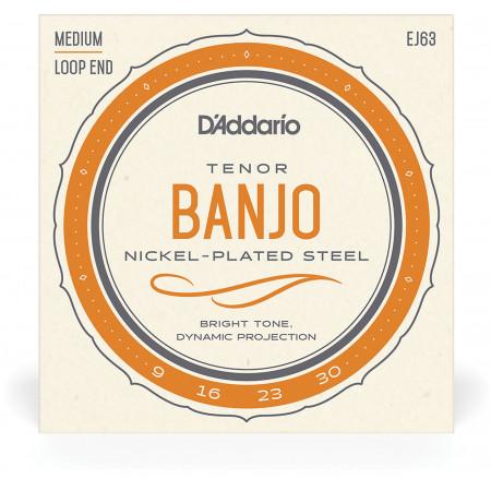 D'Addario EJ63 Jazz Banjo Strings