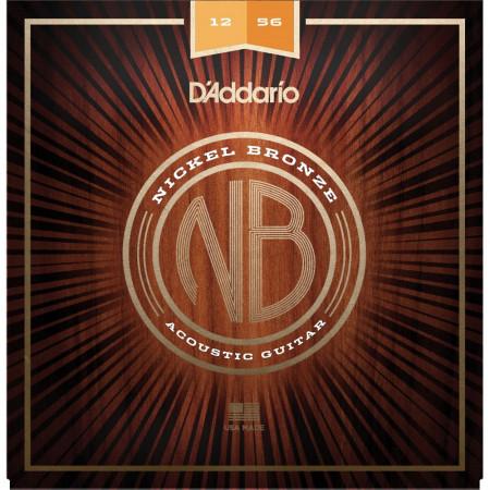D\'Addario XTAPB1256 P/Bronze Acoustic, LTMB