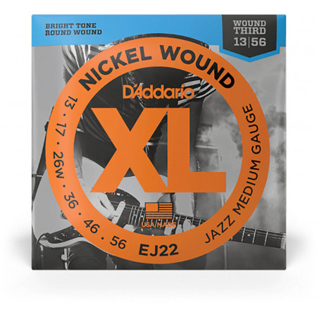 D\'Addario EJ22 Electric Guitar Strings