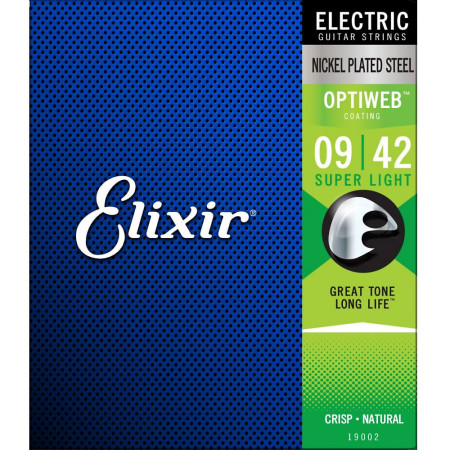Elixir Optiweb Electric Set, Super Light