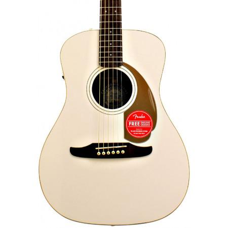 Fender Malibu Player Acoustic Guitar, Arctic Gold