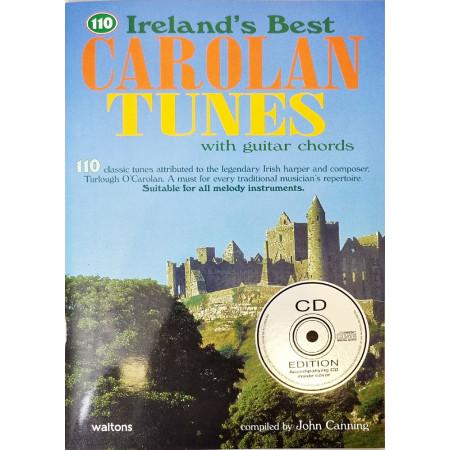Ireland's Best O'Carolan Tunes