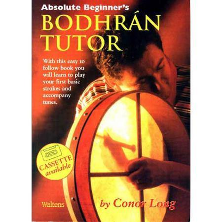 Absolute Beginner's Bodhran Bk
